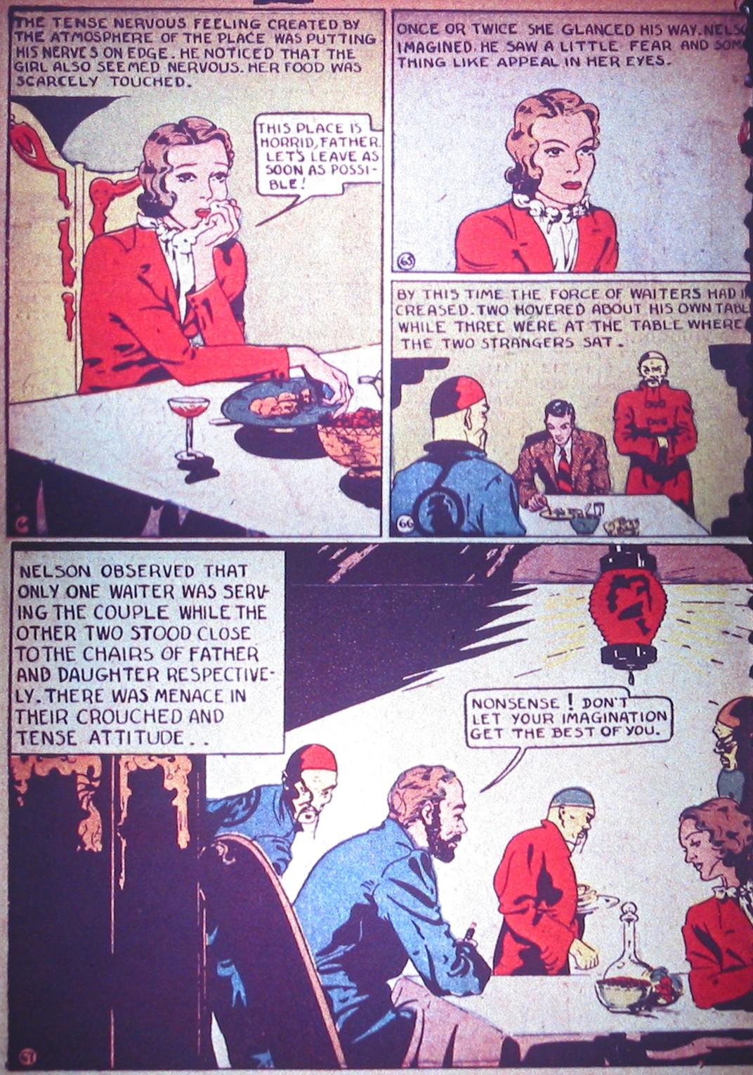 Read online Detective Comics (1937) comic -  Issue #1 - 33