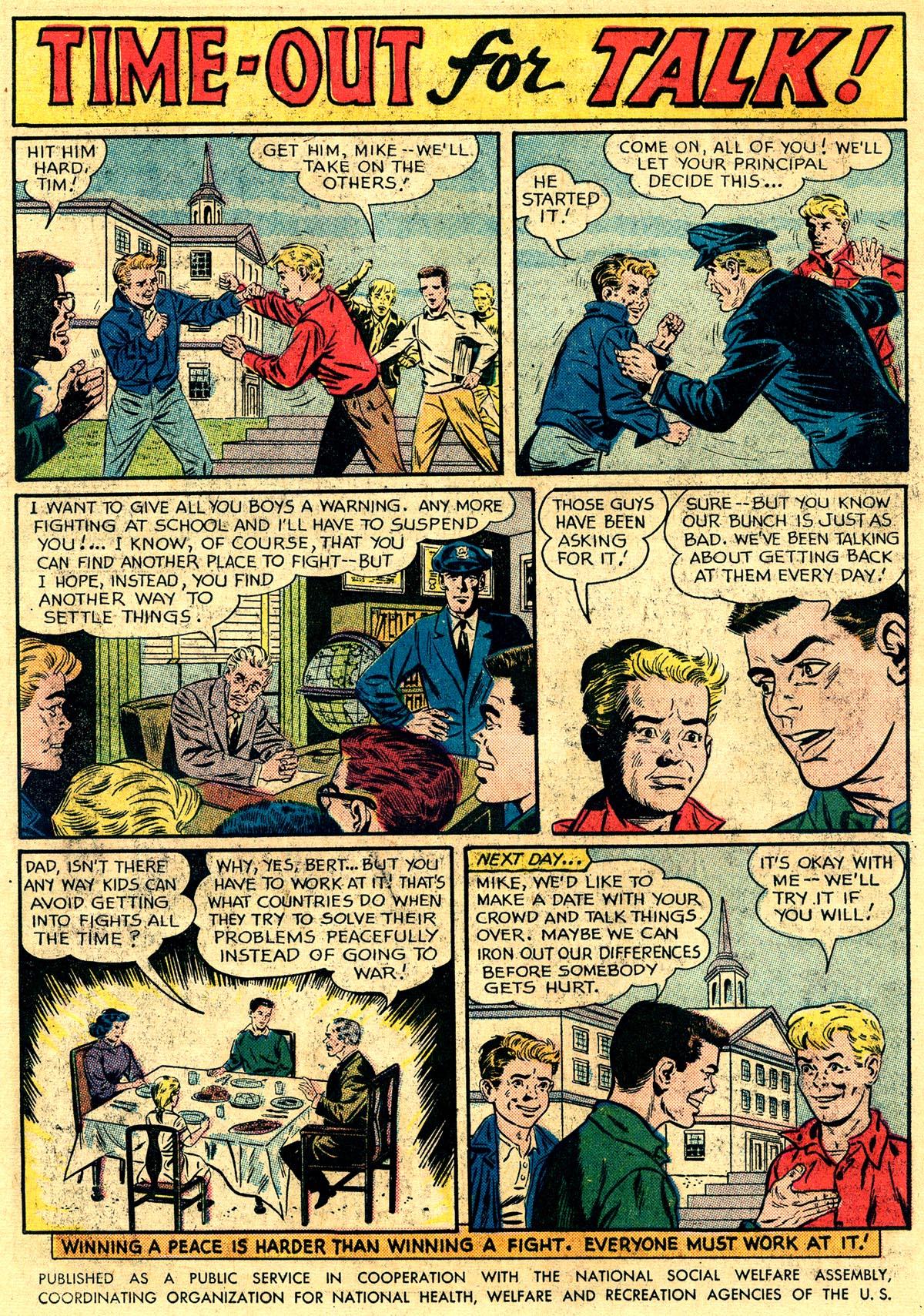Read online Adventure Comics (1938) comic -  Issue #296 - 34