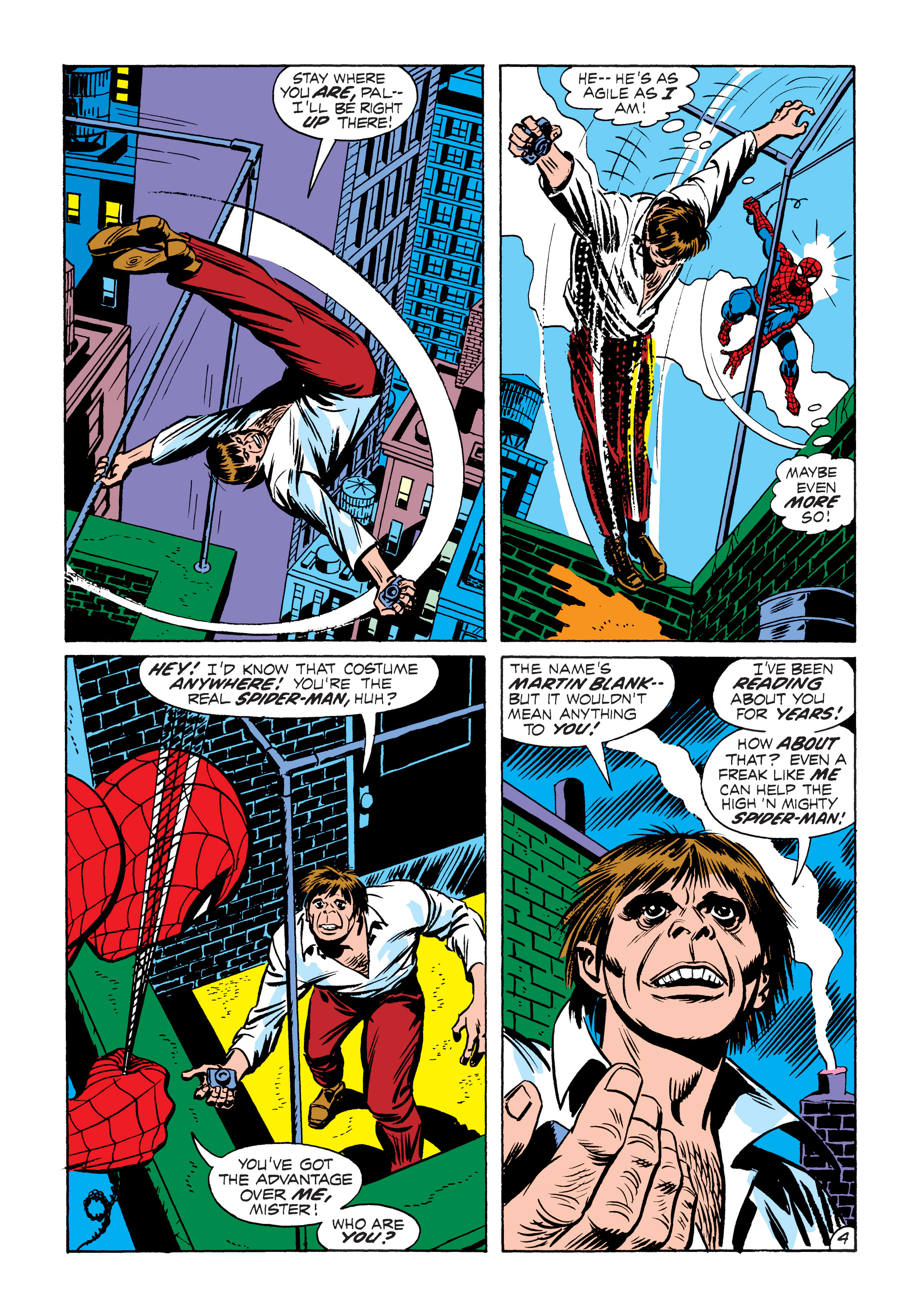 The Amazing Spider-Man (1963) 110 Page 4