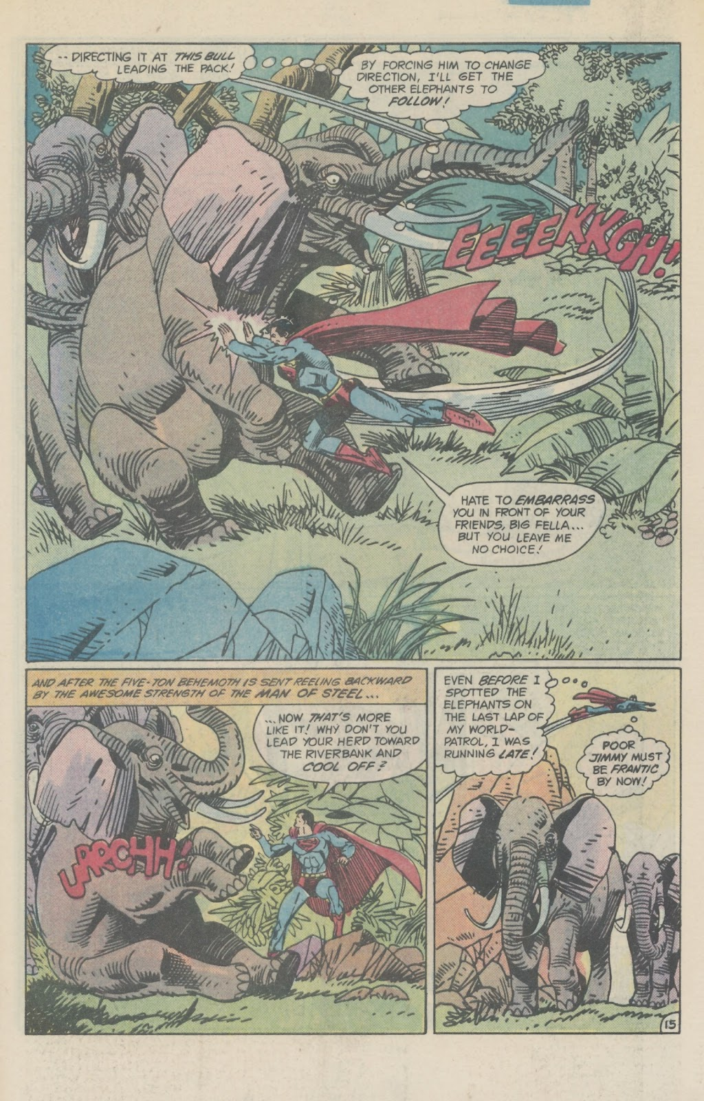 Read online Superman Special (1983) comic -  Issue #2 - 18