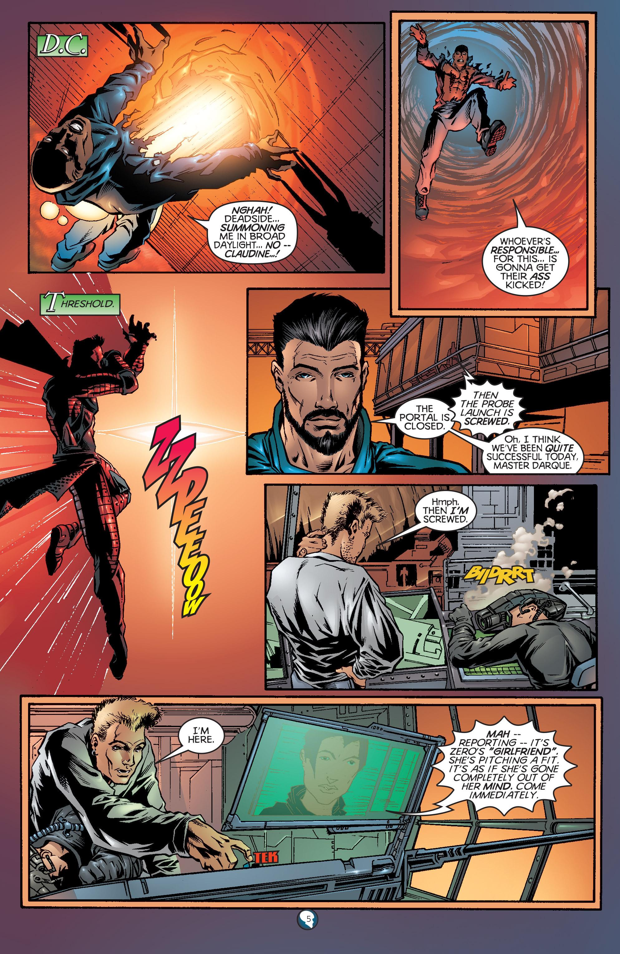 Read online Shadowman (1997) comic -  Issue #20 - 6