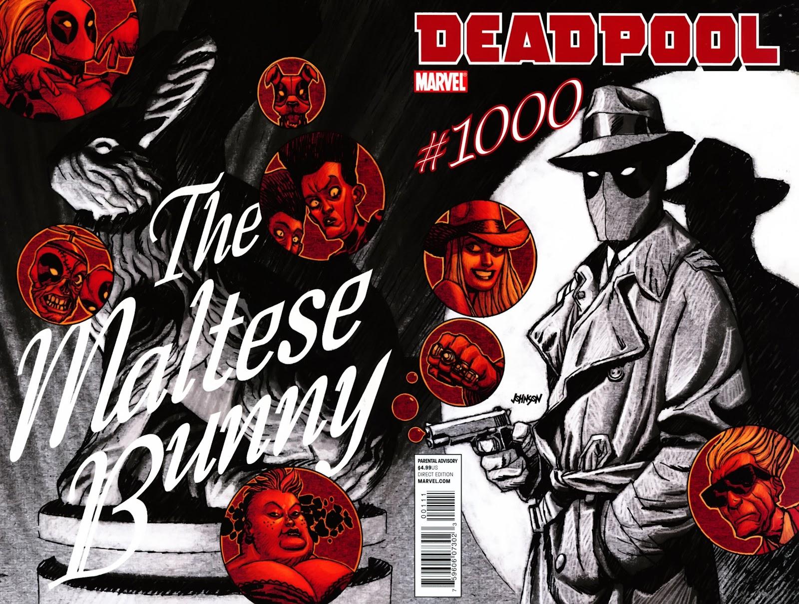 Read online Deadpool (2008) comic -  Issue #1000 - 1
