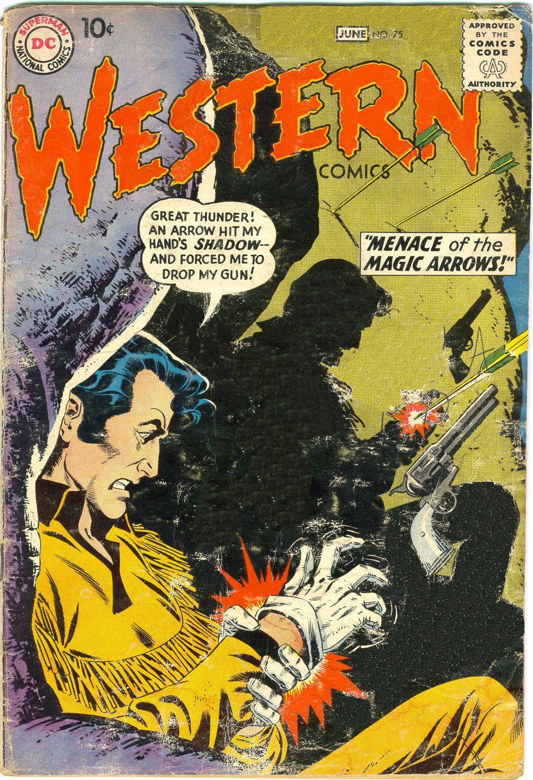 Western Comics 75 Page 1