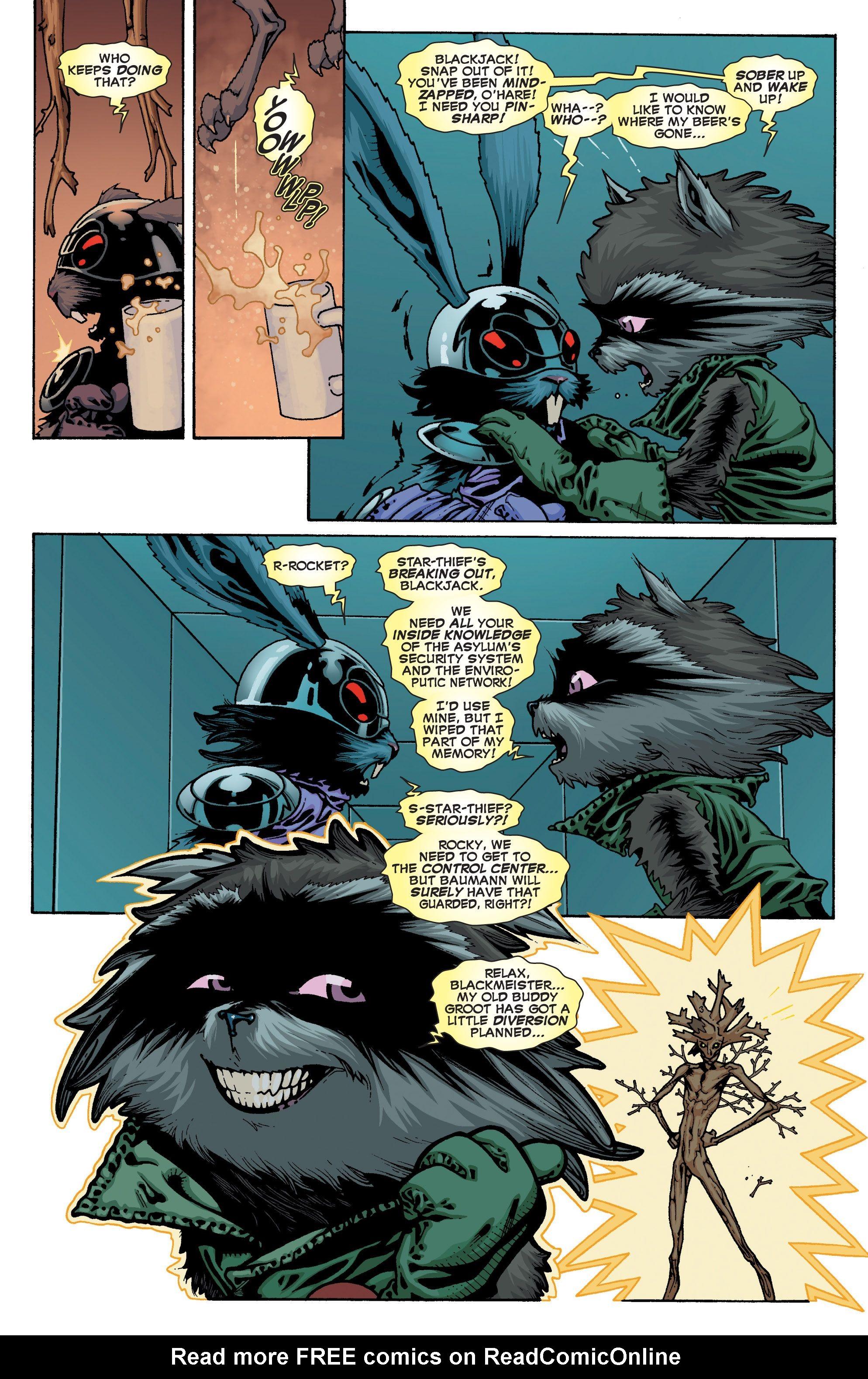 Read online Annihilators comic -  Issue #4 - 30
