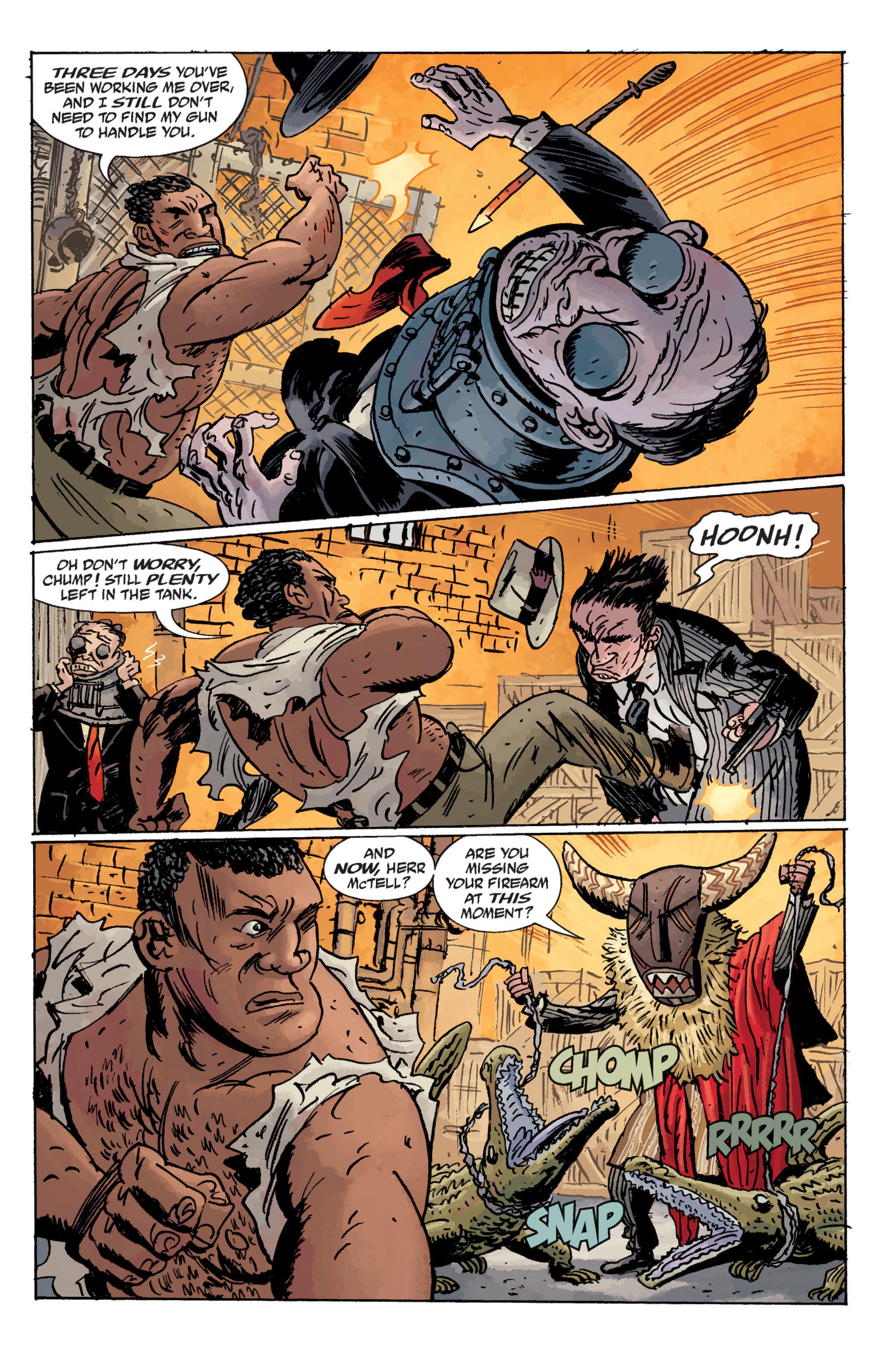 Read online B.P.R.D. (2003) comic -  Issue # TPB 11 - 11