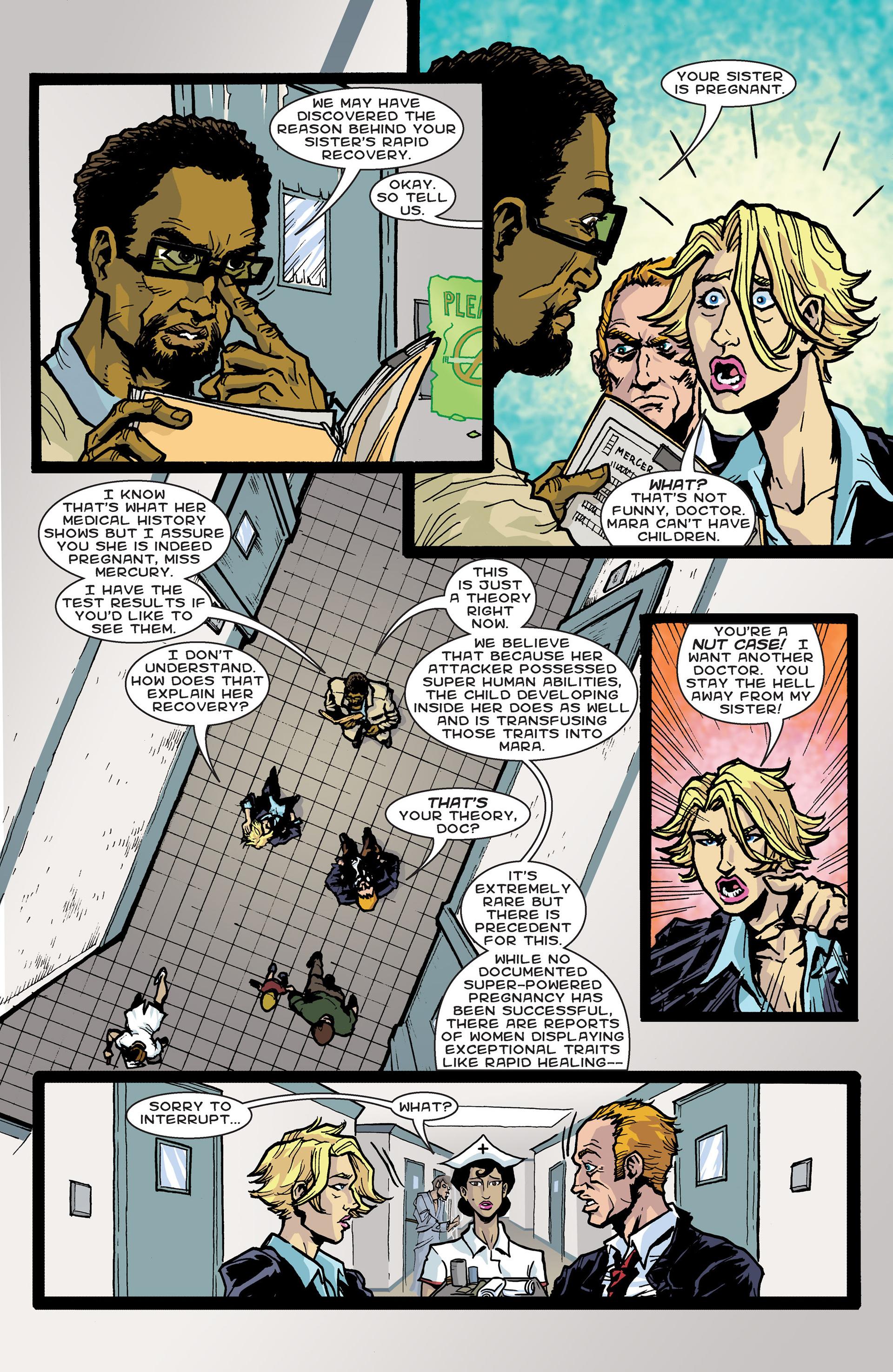 Read online Birth of Venus comic -  Issue #1 - 24