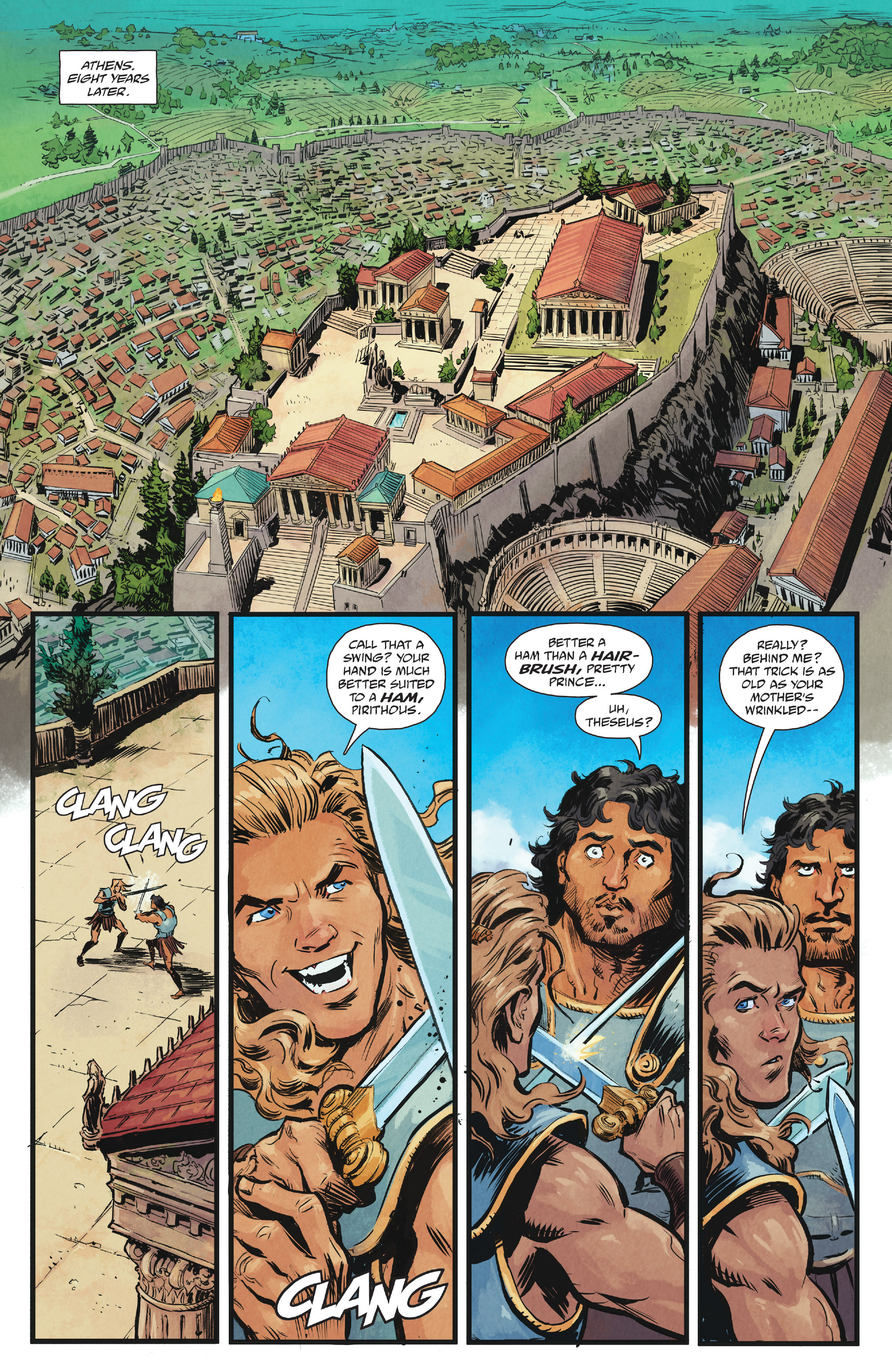 Read online Birthright (2014) comic -  Issue #24 - 27