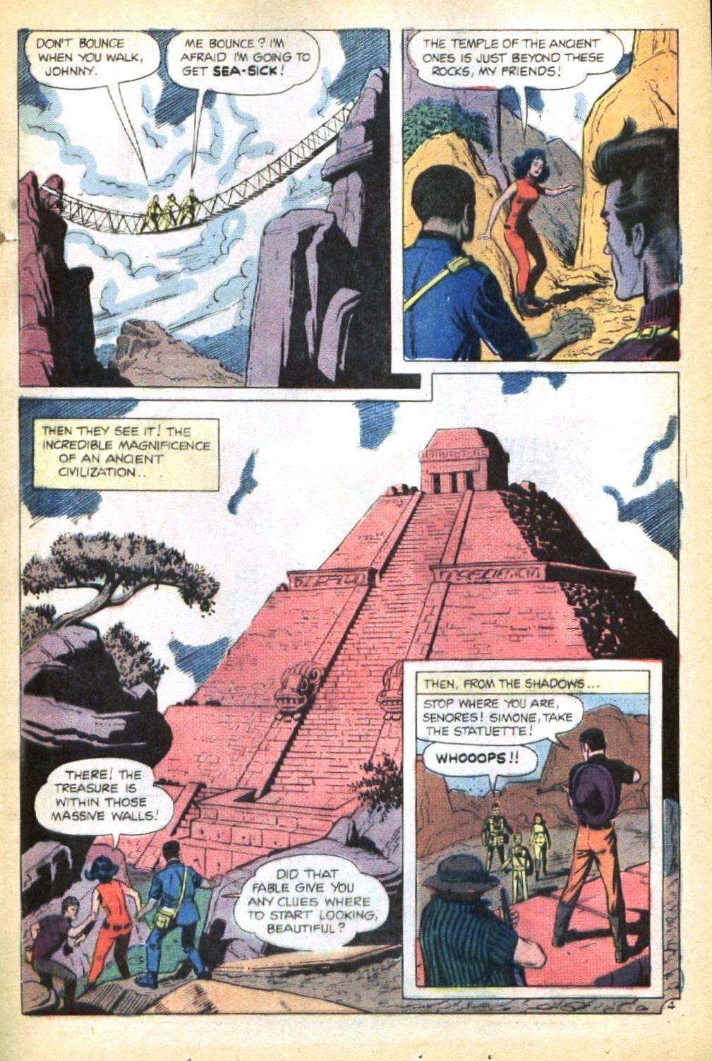 Strange Suspense Stories (1967) issue 3 - Page 17