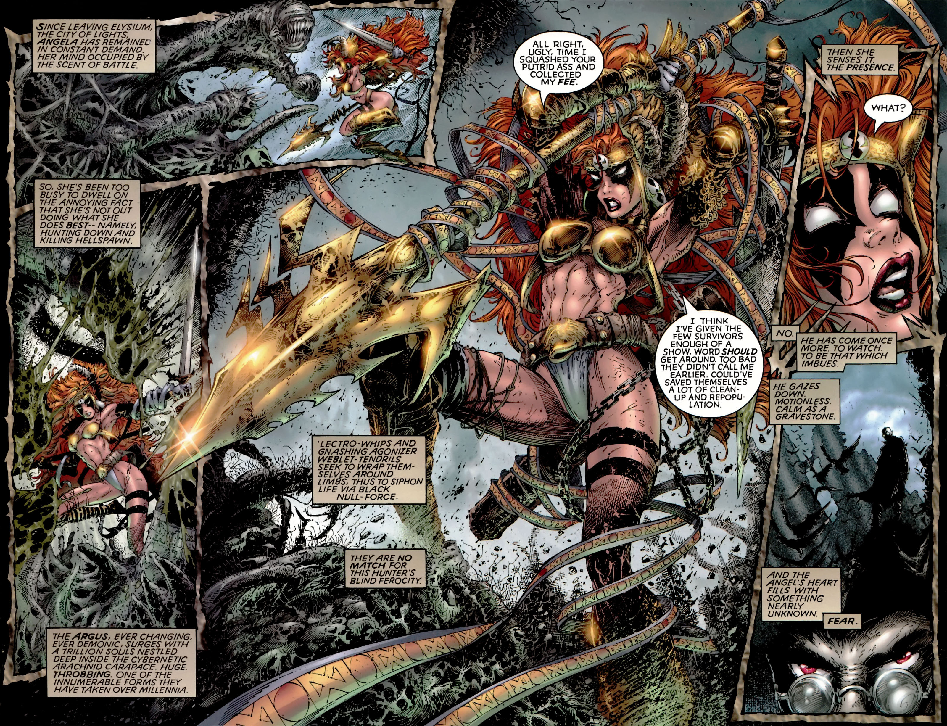 Curse of the Spawn 9 Page 3