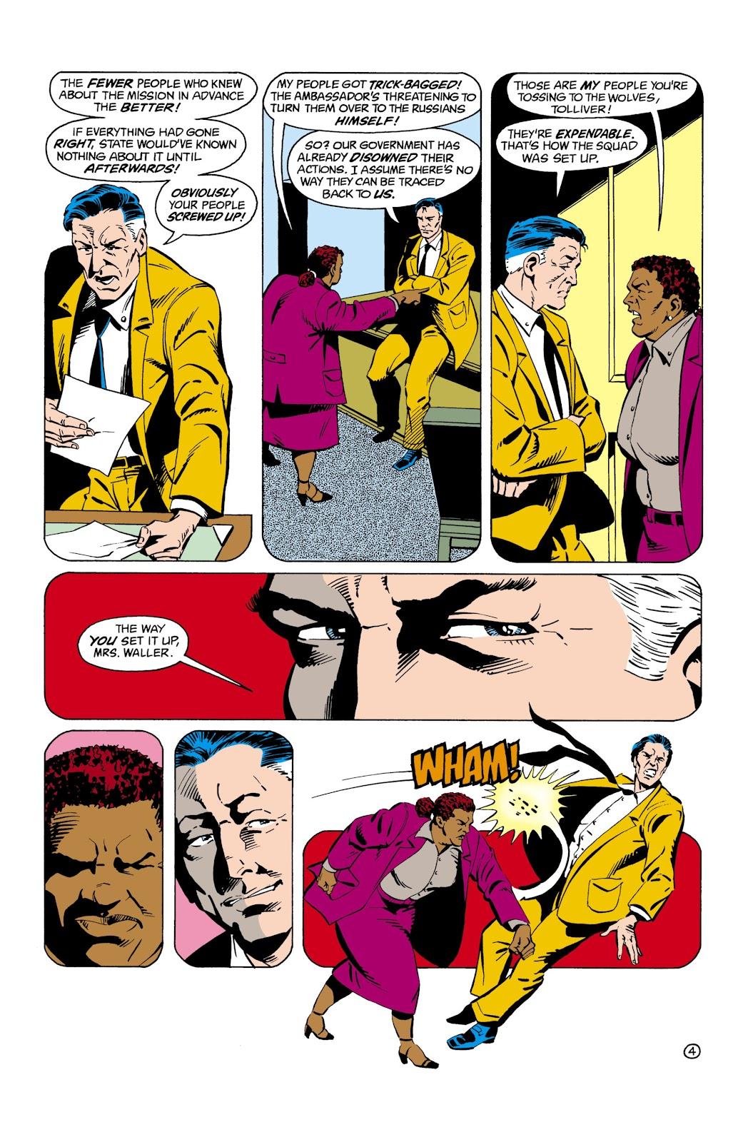 Suicide Squad (1987) Issue #8 #9 - English 5