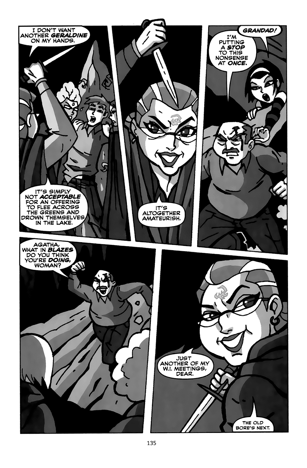 Read online Clubbing comic -  Issue # TPB - 131