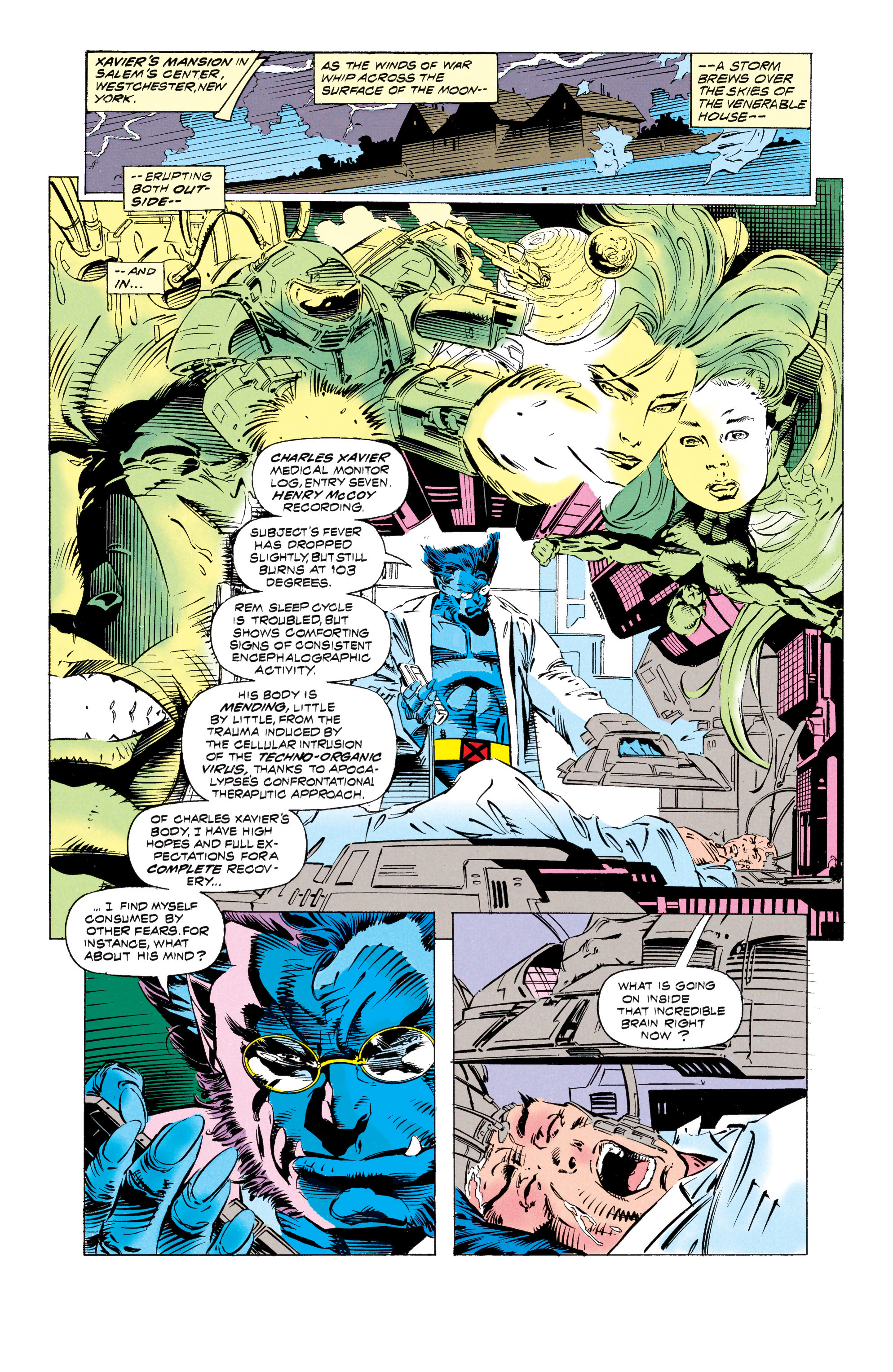 X-Men (1991) 16 Page 11