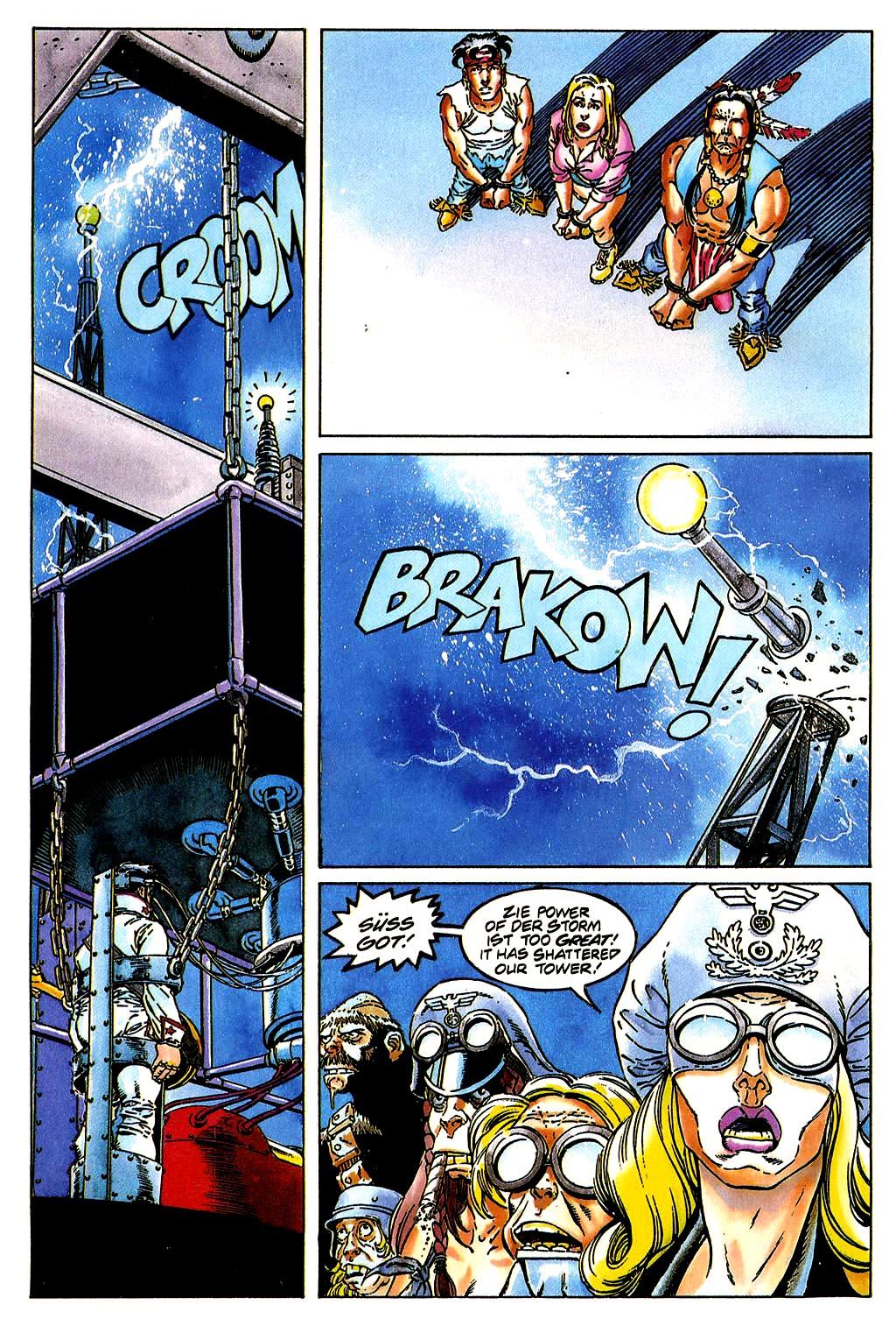 Read online Turok, Dinosaur Hunter (1993) comic -  Issue #38 - 14