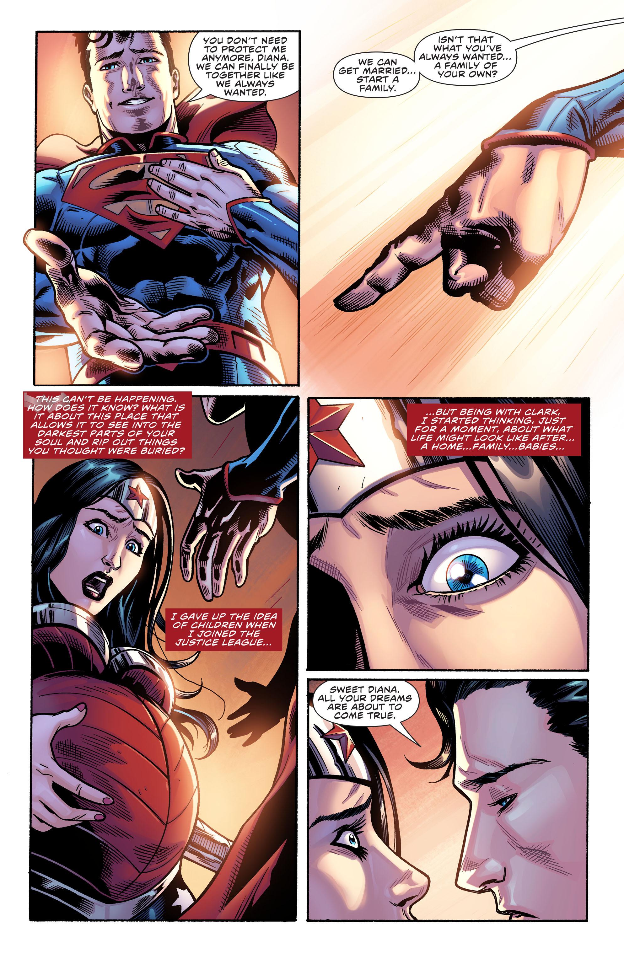 Read online Wonder Woman (2011) comic -  Issue #51 - 13
