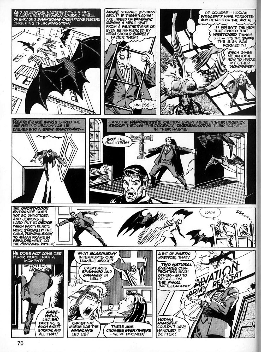 Vampire Tales issue 2 - Page 71