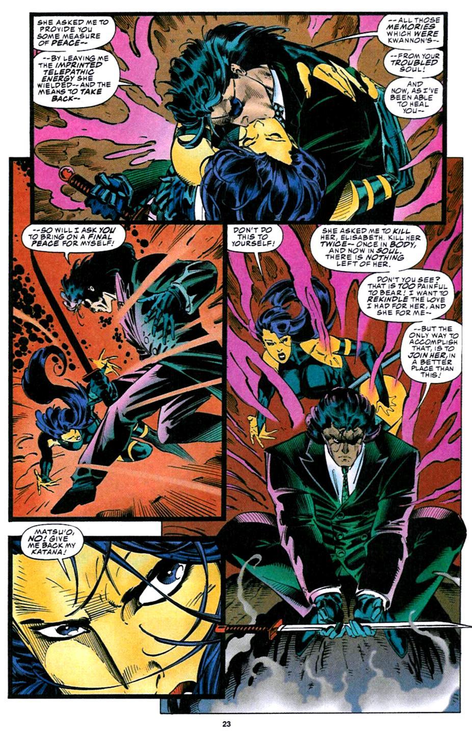 X-Men (1991) 32 Page 16