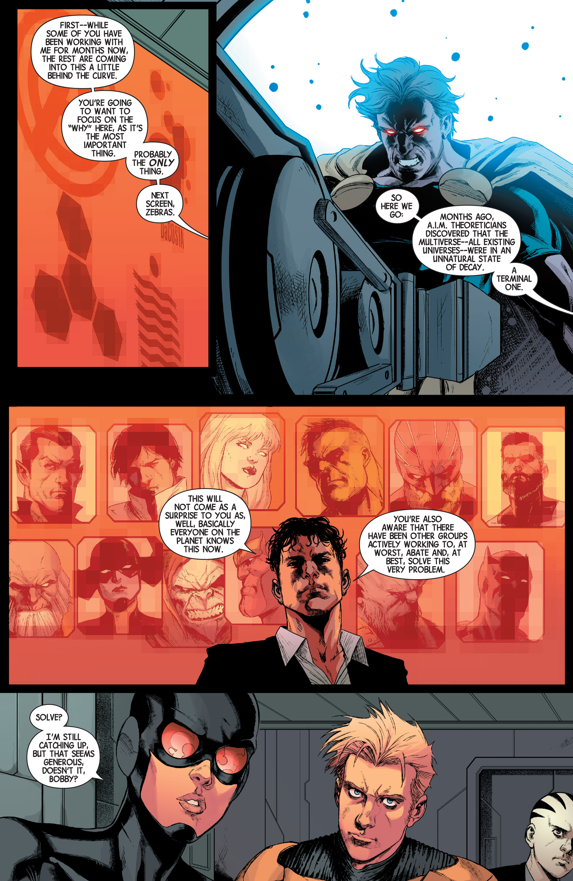 Read online Avengers (2013) comic -  Issue #38 - 11