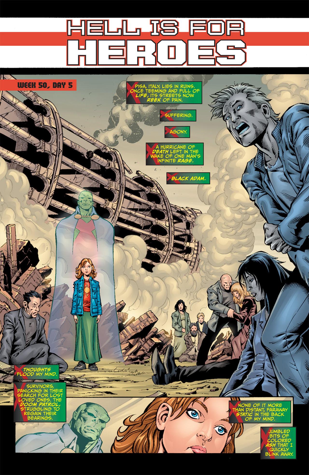 Read online World War III comic -  Issue #3 - 4