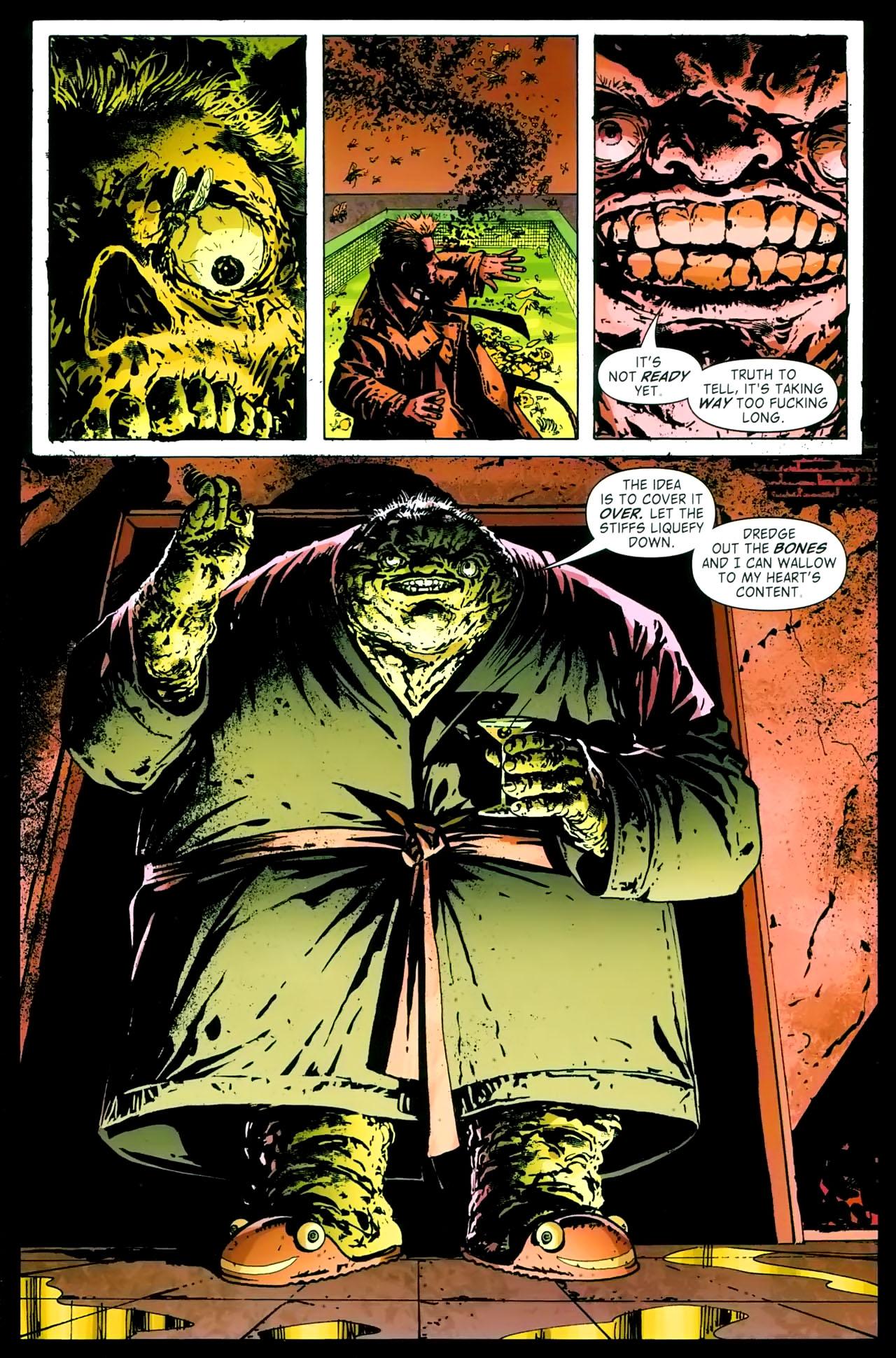 Read online John Constantine Hellblazer: All His Engines comic -  Issue # Full - 39