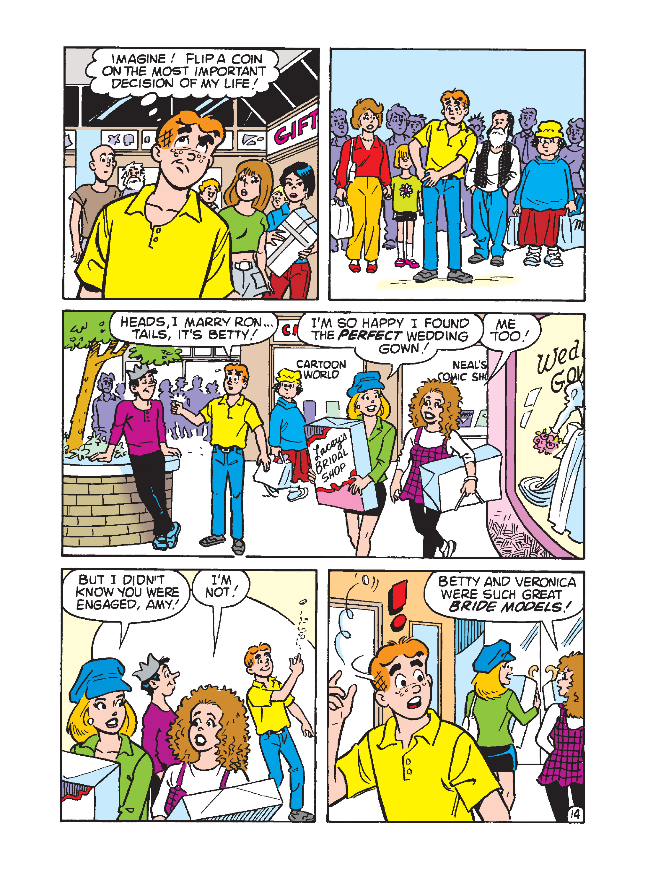 Read online Archie 1000 Page Comics Bonanza comic -  Issue #2 (Part 2) - 36