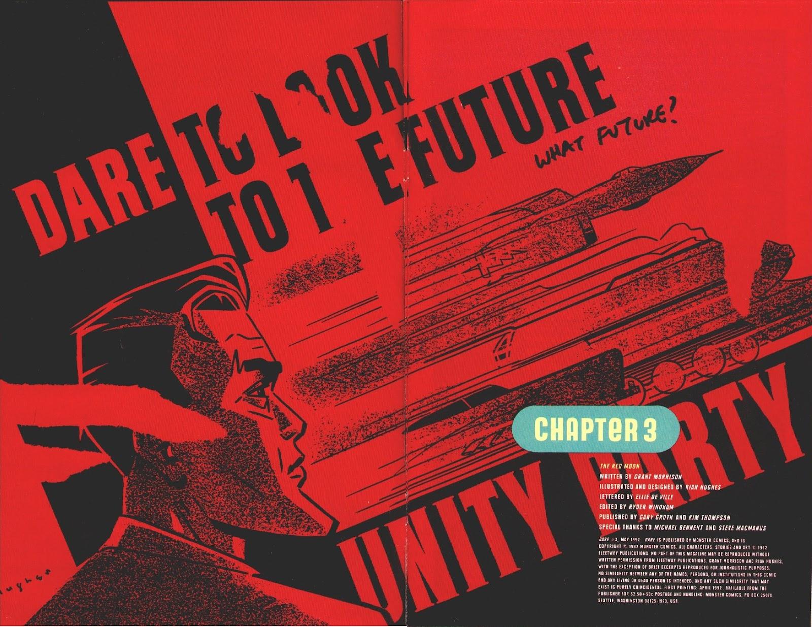 Read online Dare comic -  Issue #3 - 2