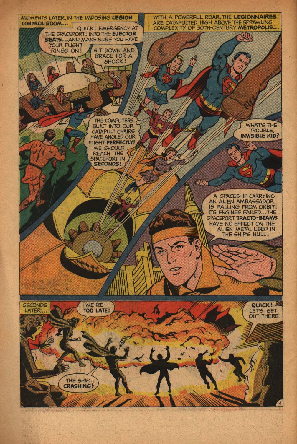 Read online Adventure Comics (1938) comic -  Issue #368 - 6