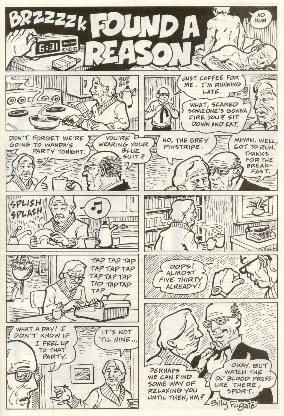 Gay Comix (Gay Comics) issue 1 - Page 32