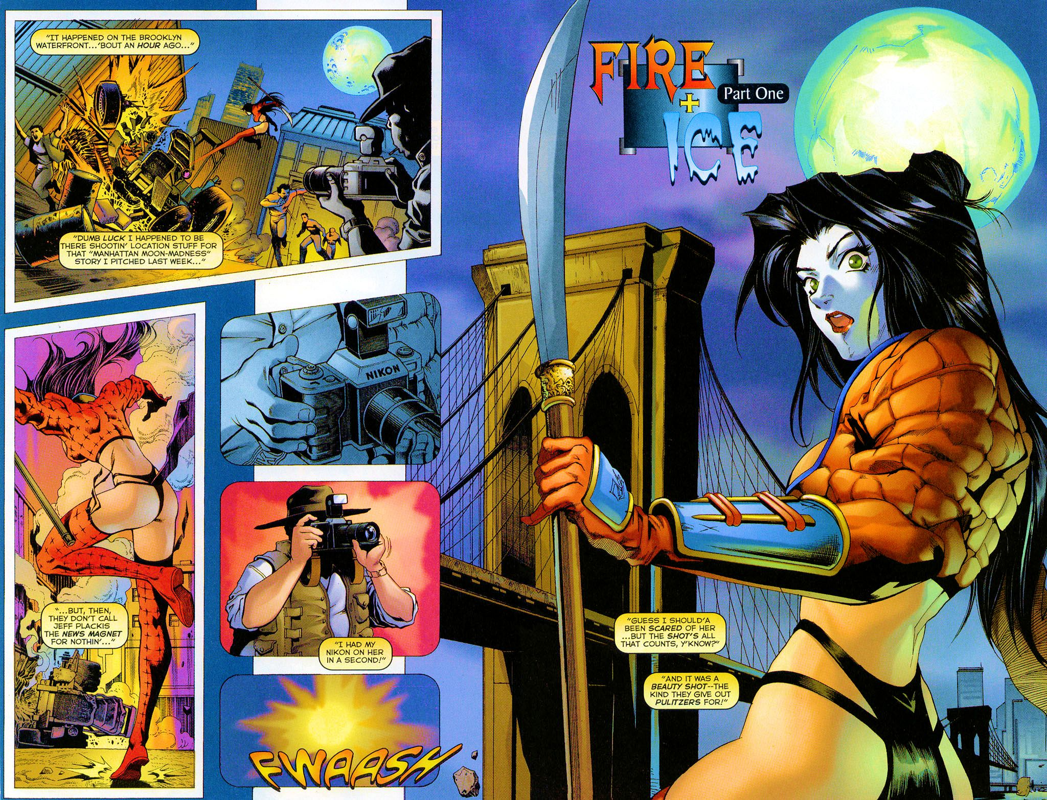 Read online Shi: The Series comic -  Issue #7 - 4