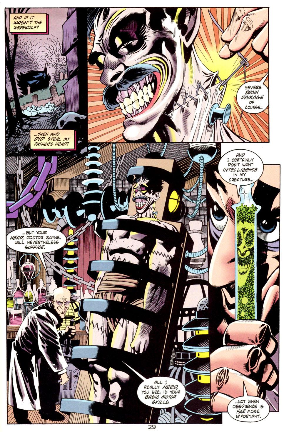 Read online Batman: Haunted Gotham comic -  Issue #1 - 31