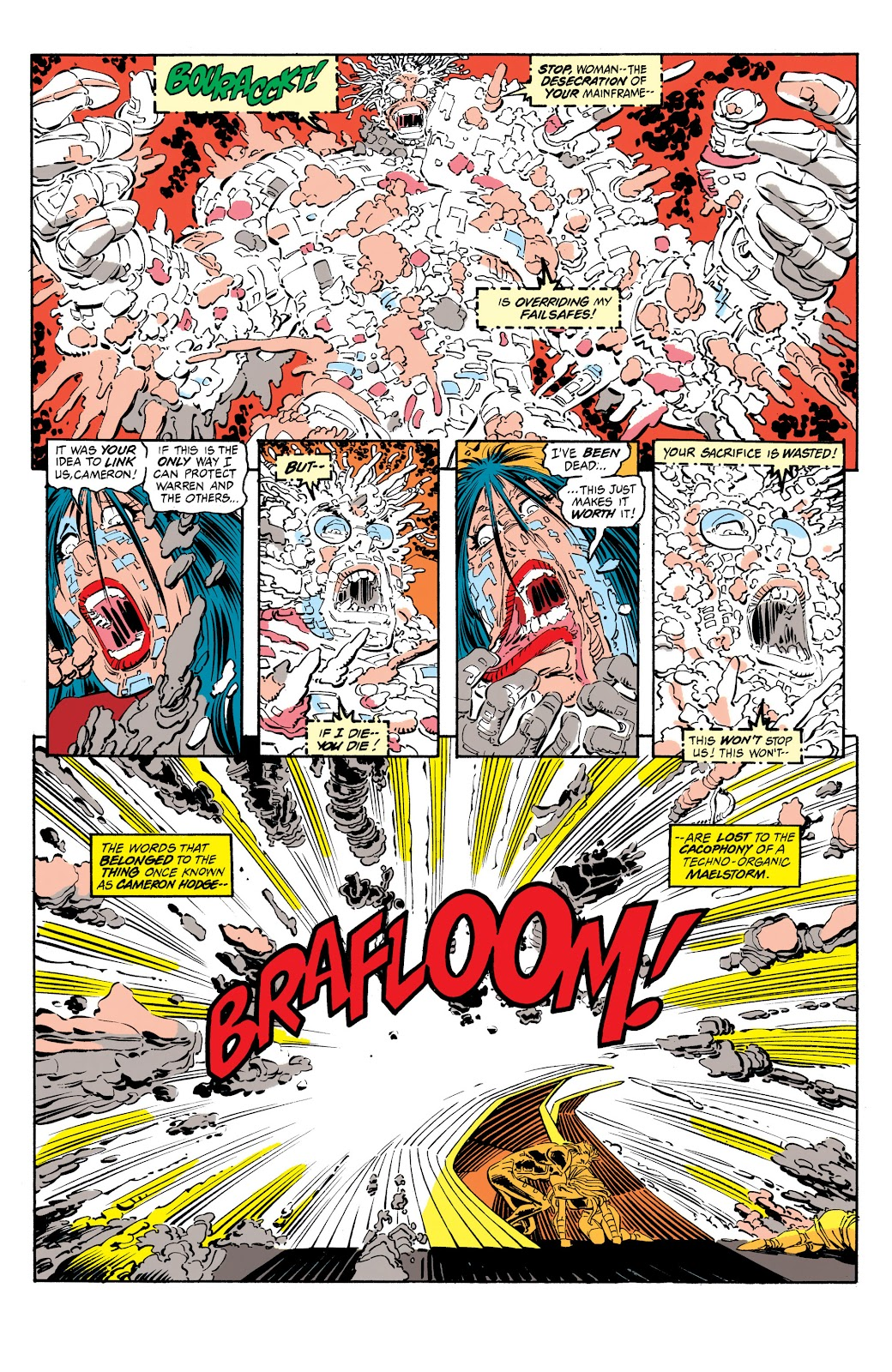 Uncanny X-Men (1963) issue 306 - Page 20