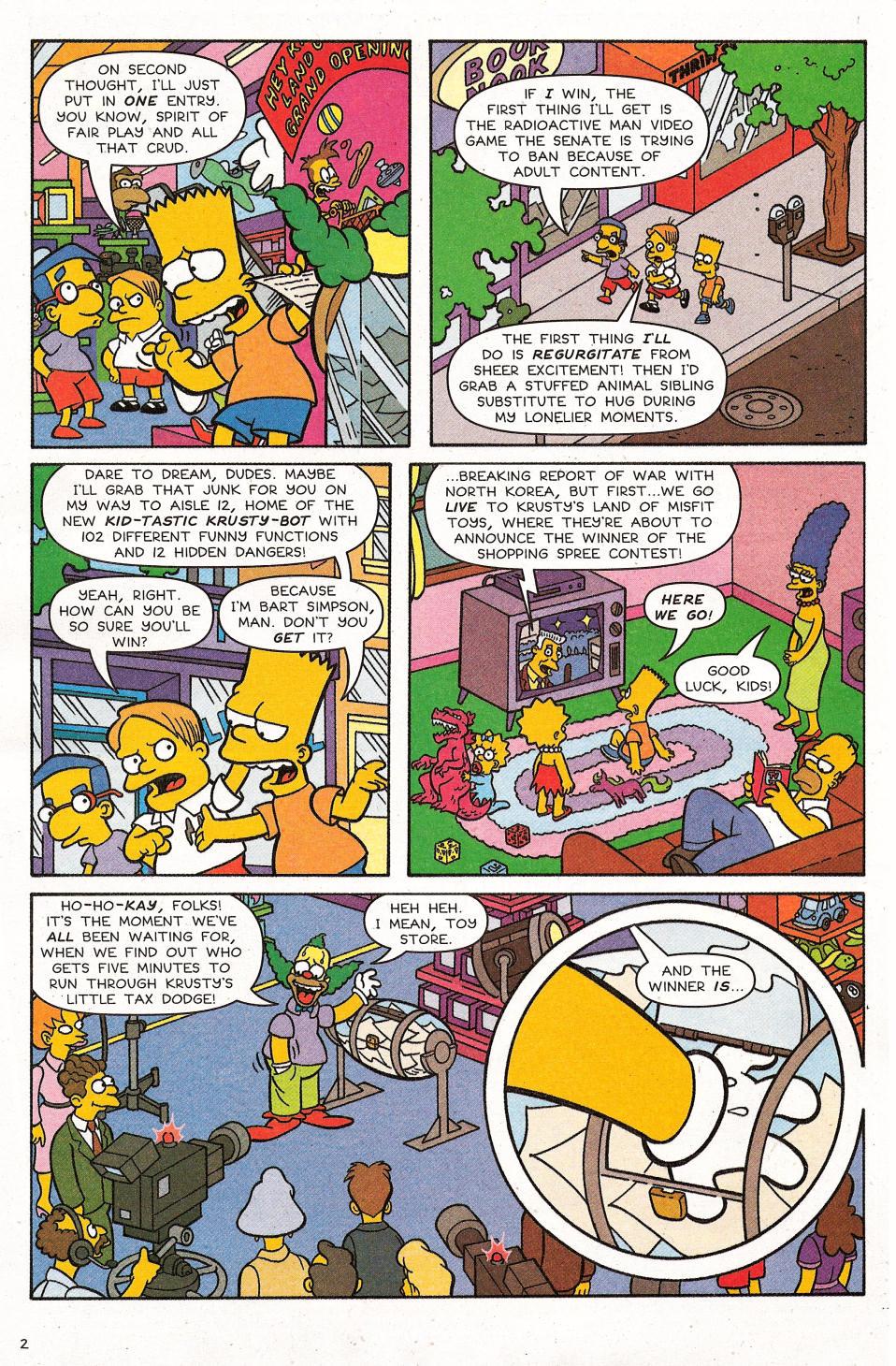 Read online Simpsons Comics Presents Bart Simpson comic -  Issue #31 - 4