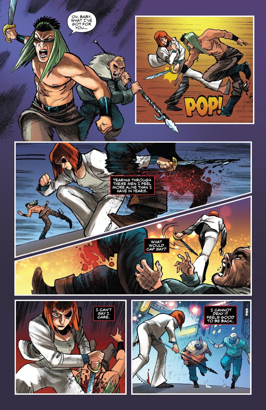 Read online Black Widow (2019) comic -  Issue #2 - 5