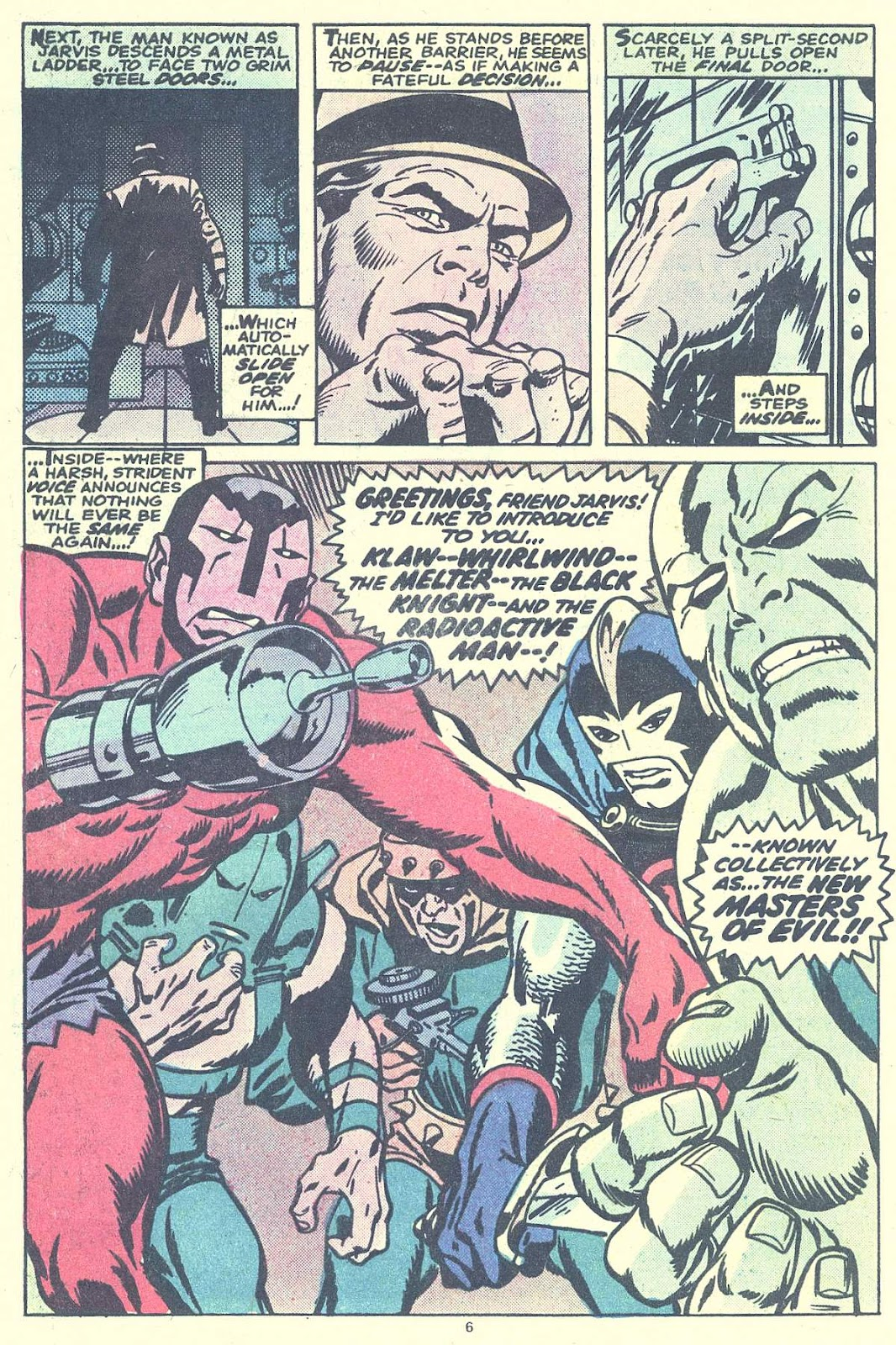 Marvel Triple Action (1972) issue 47 - Page 8