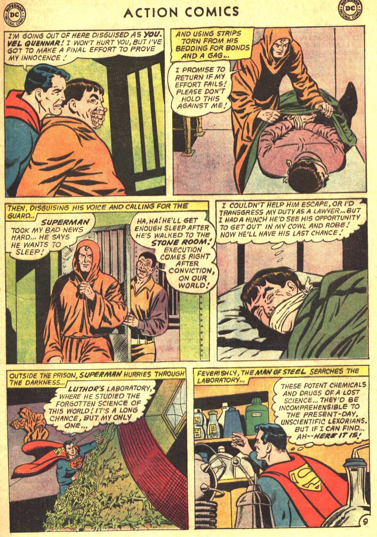 Read online Action Comics (1938) comic -  Issue #319 - 13