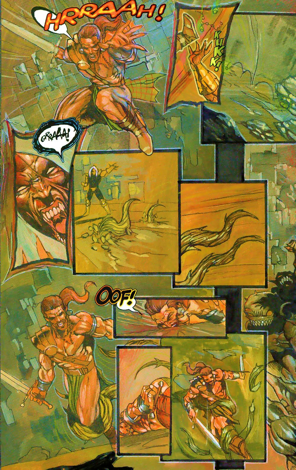 More Than Mortal: Sagas issue 3 - Page 10