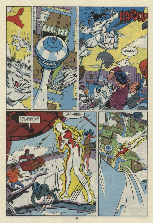 Read online Alpha Flight (1983) comic -  Issue #68 - 18