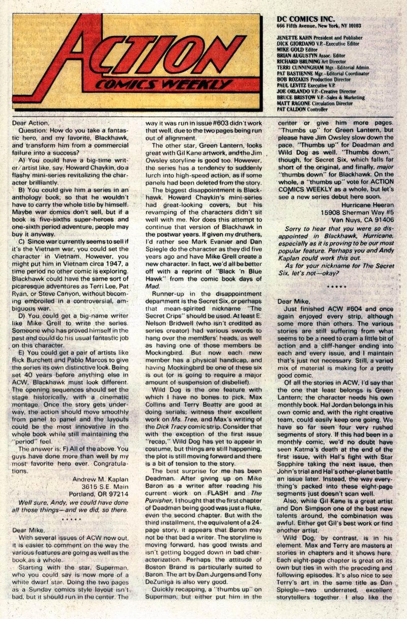 Action Comics (1938) 615 Page 32
