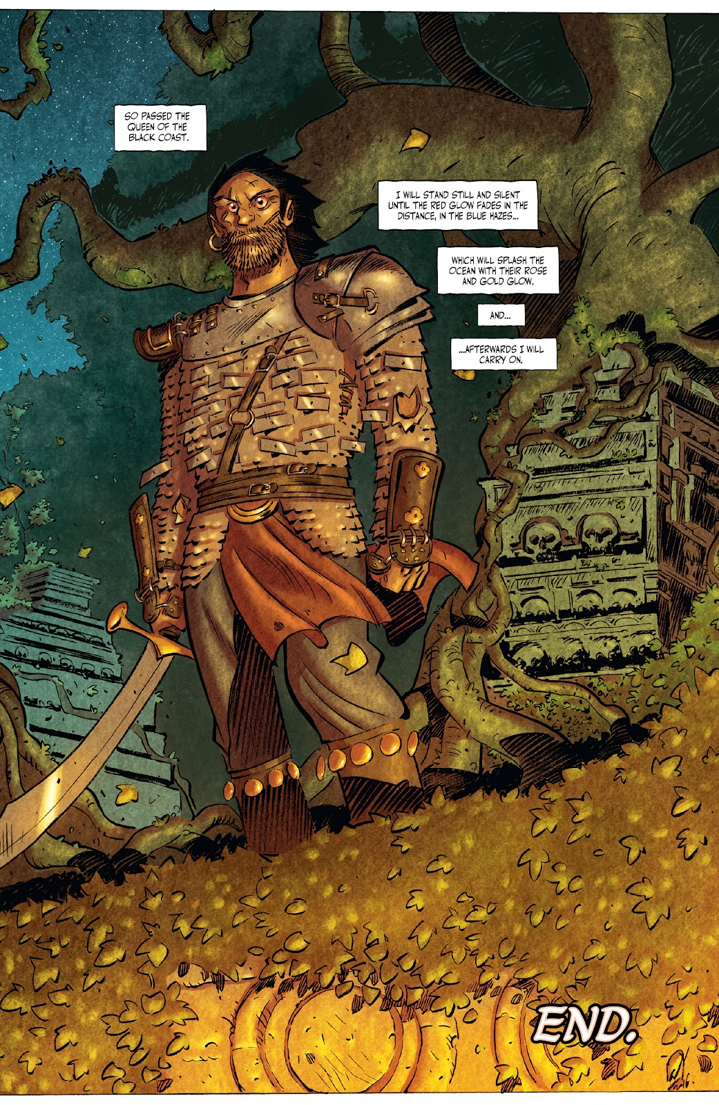 The Cimmerian: Queen of the Black Coast issue 2 - Page 23