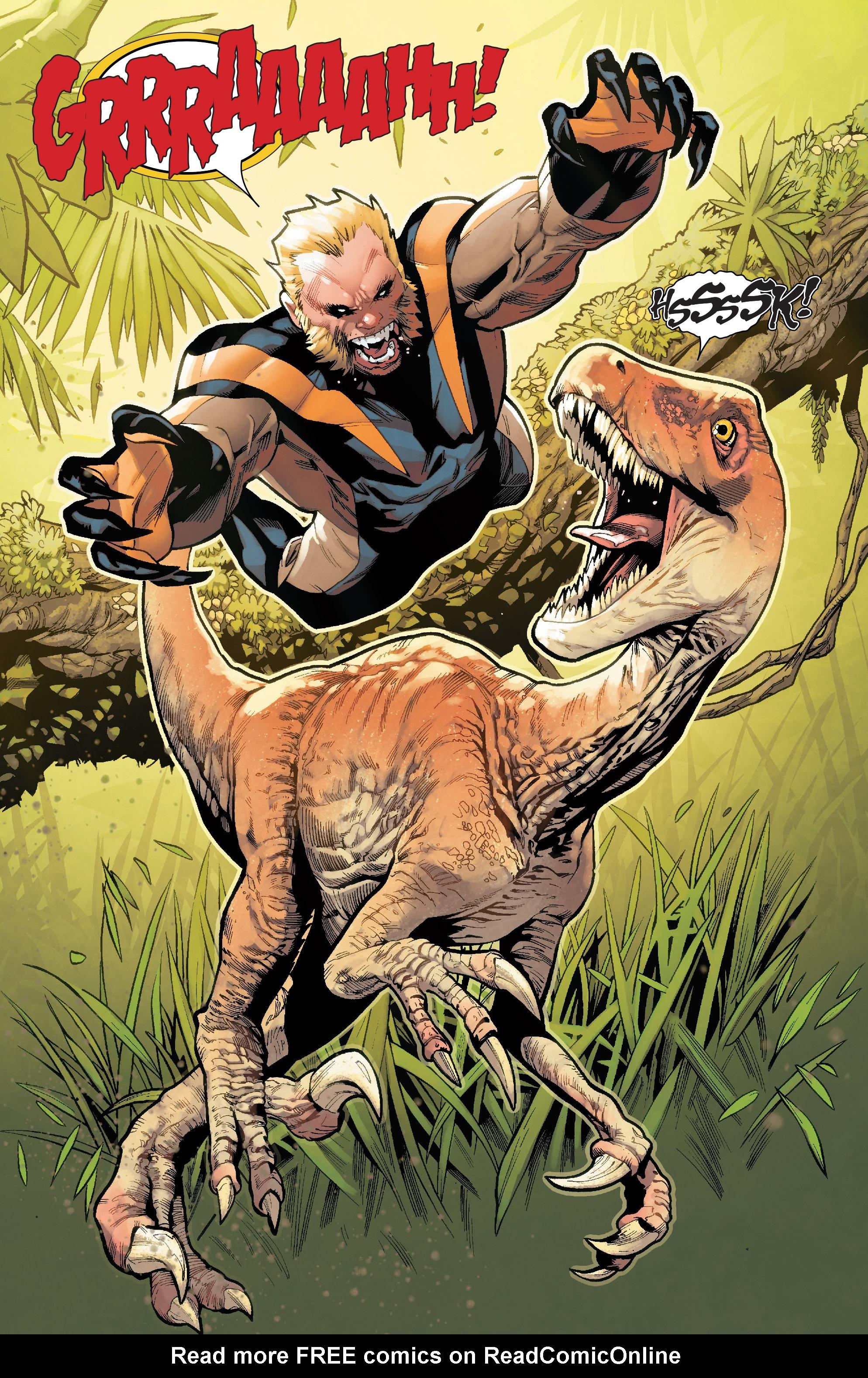 Read online Uncanny X-Men (2016) comic -  Issue #11 - 13