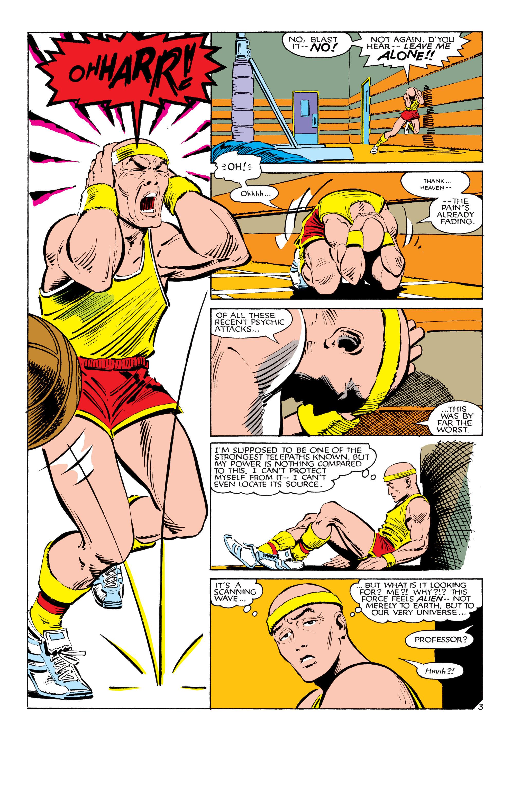 Read online Uncanny X-Men (1963) comic -  Issue #180 - 4