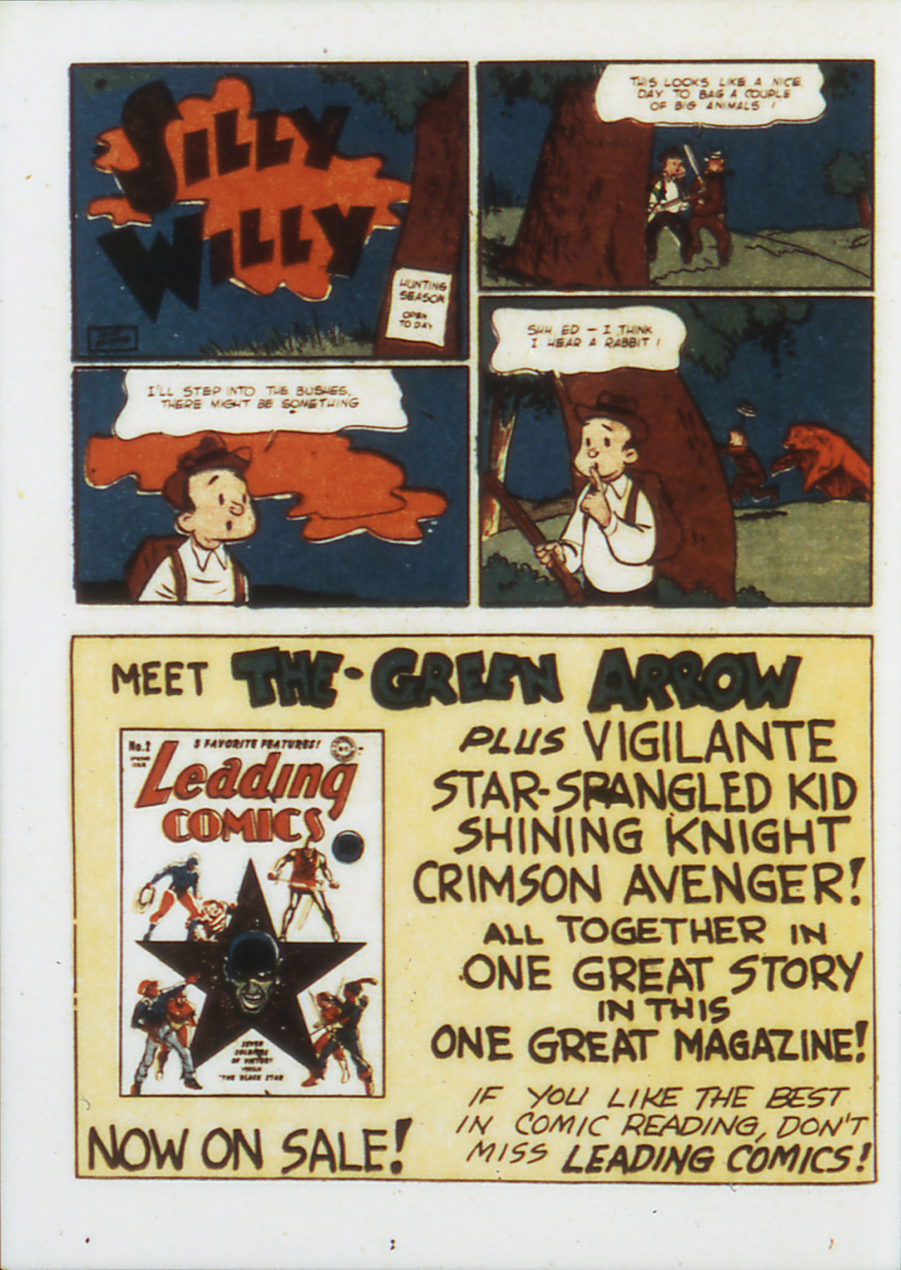Read online Adventure Comics (1938) comic -  Issue #75 - 45