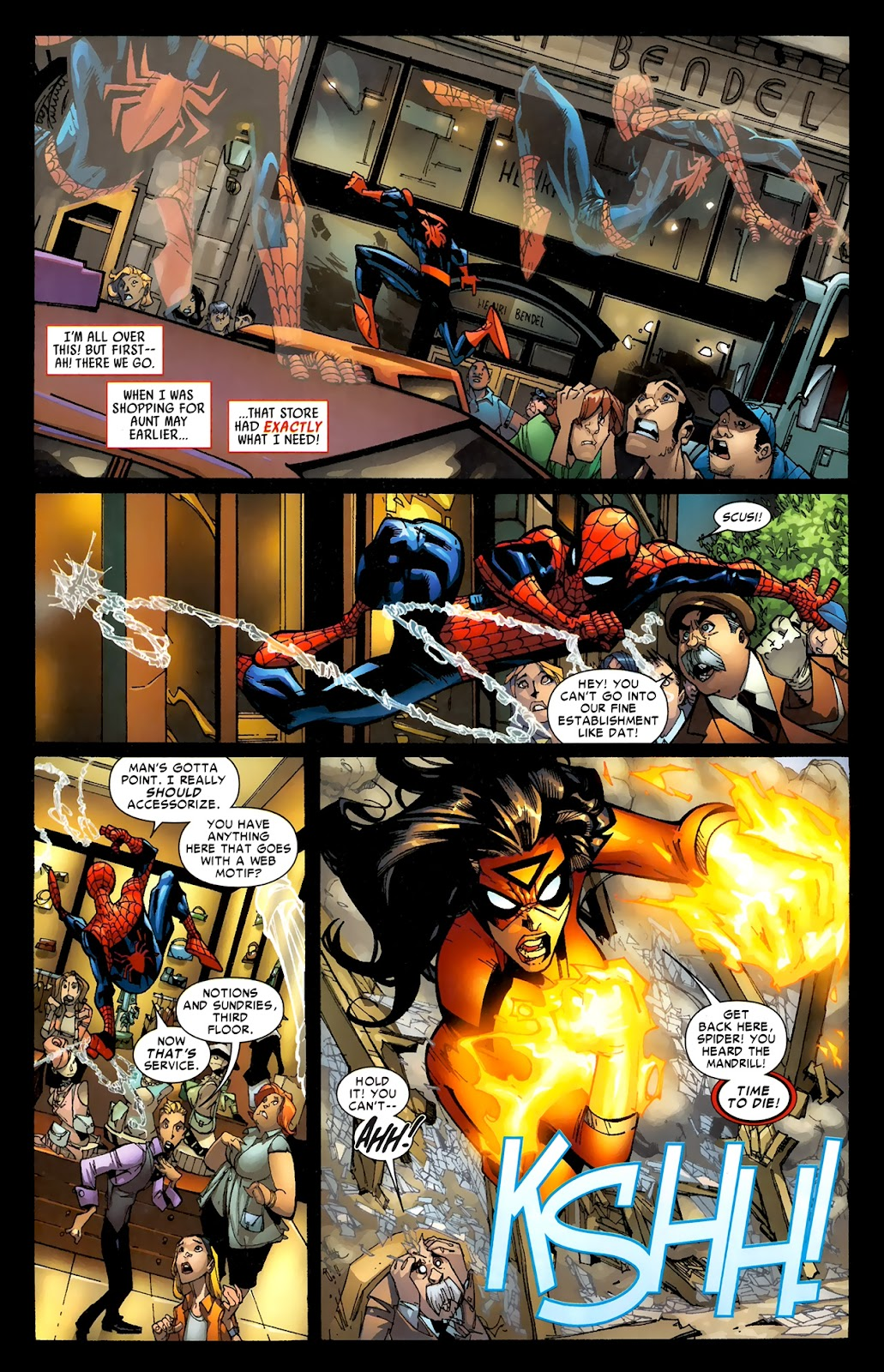 Read online Free Comic Book Day 2011 (Spider-Man) comic -  Issue # Full - 10