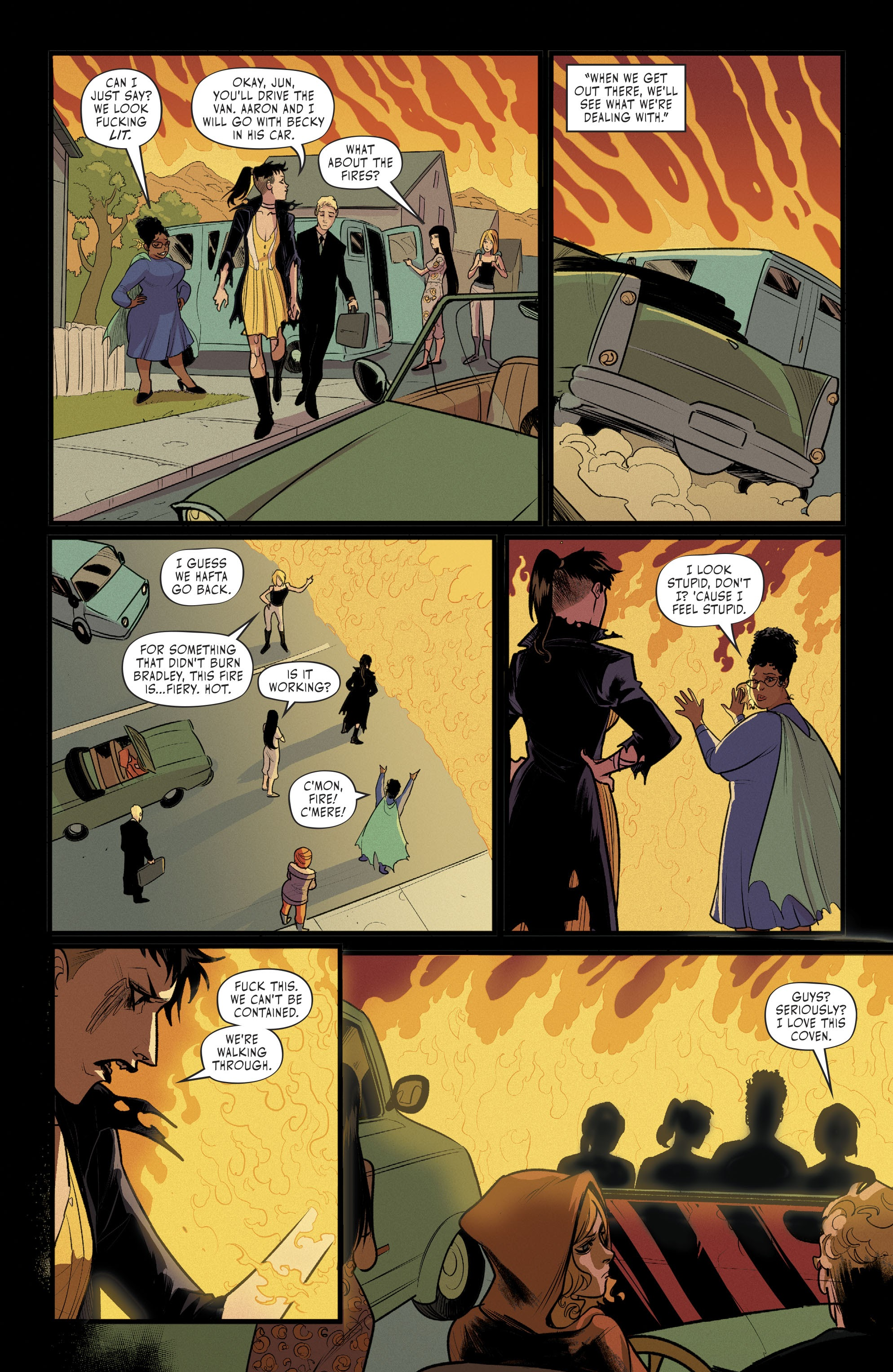 Hex Wives #6 #6 - English 21