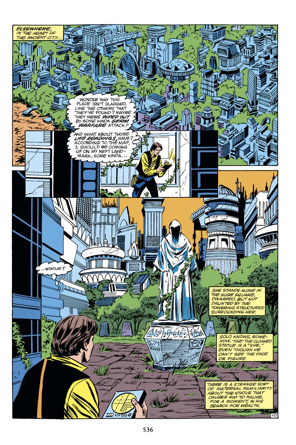 Read online Star Wars Omnibus comic -  Issue # Vol. 18.5 - 250