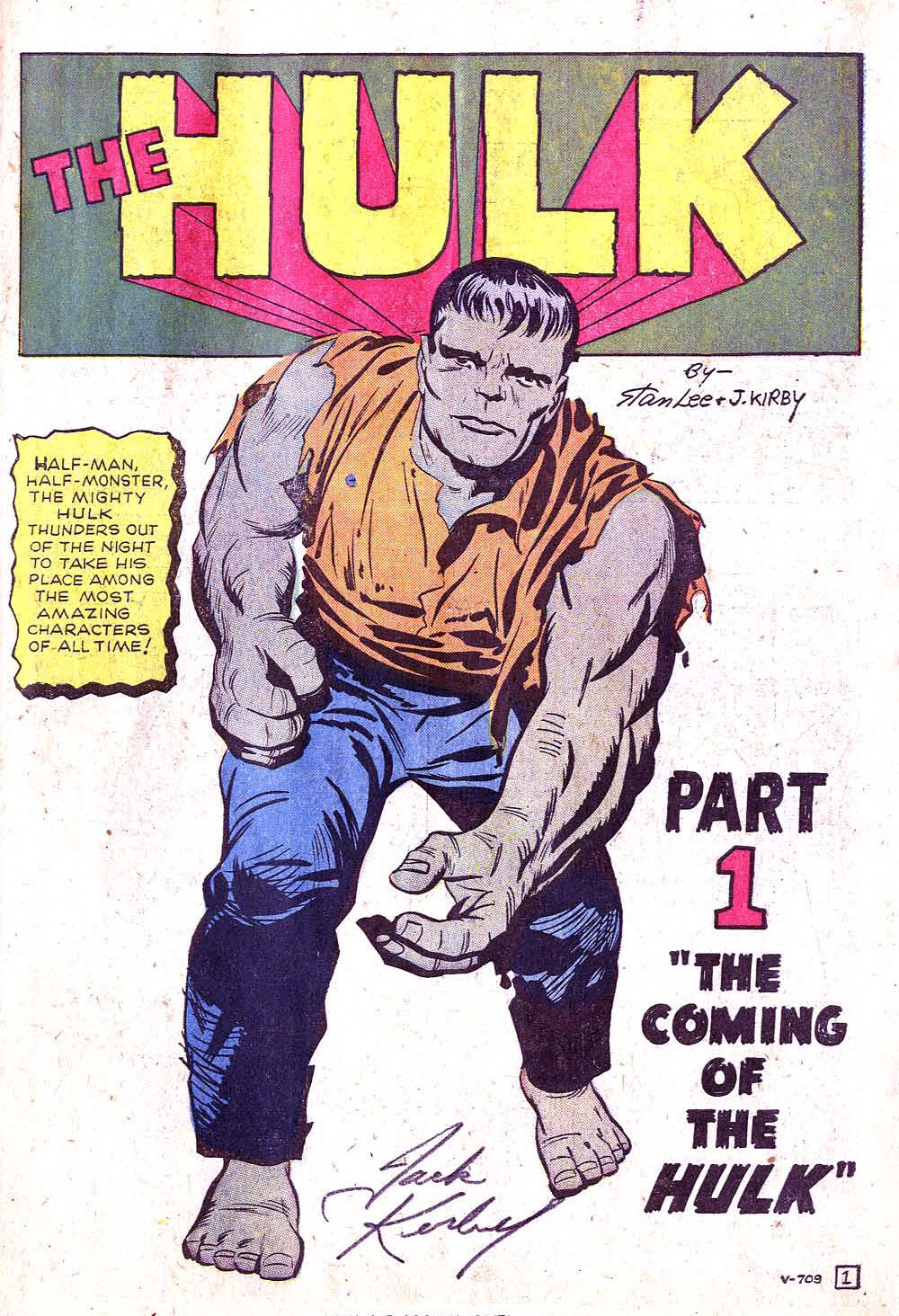 The Incredible Hulk (1962) issue 1 - Page 3