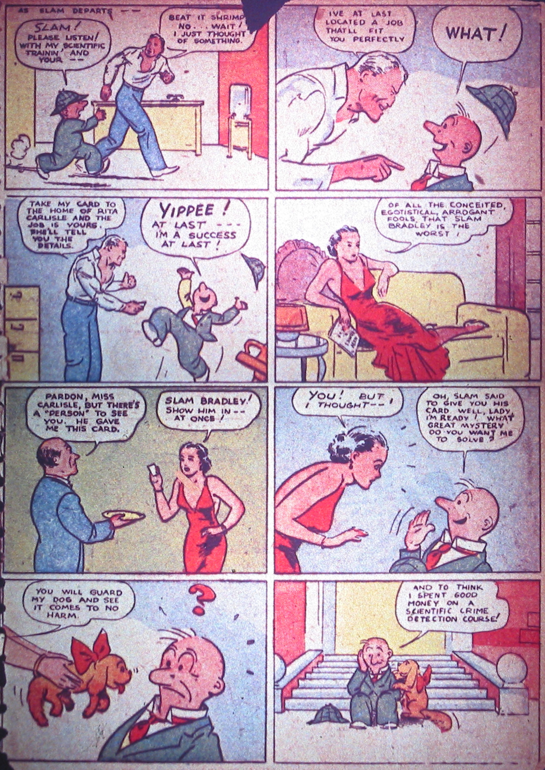 Read online Detective Comics (1937) comic -  Issue #1 - 58