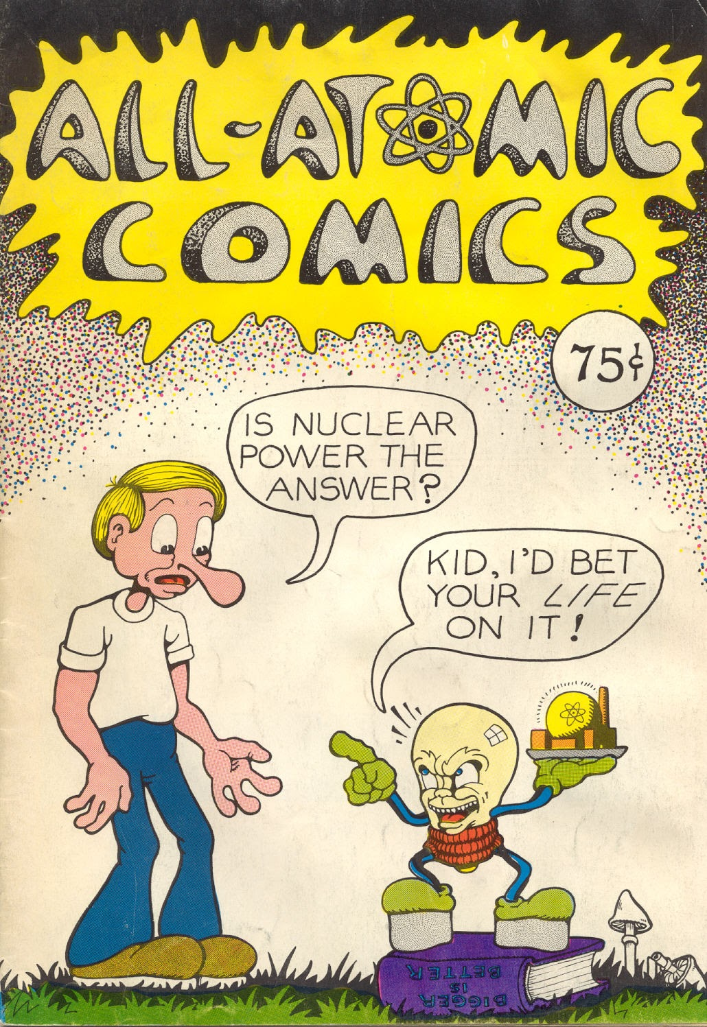 All-Atomic Comics issue Full - Page 1