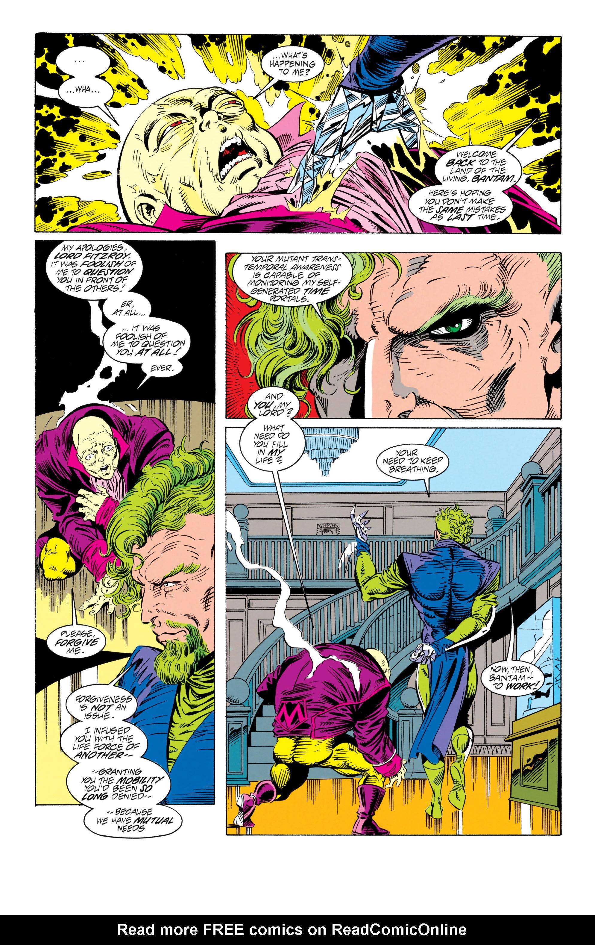 Read online Uncanny X-Men (1963) comic -  Issue # _Annual 17 - 49