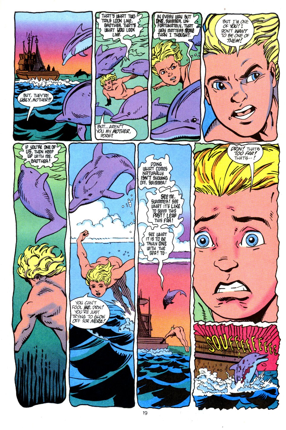 Read online Aquaman: Time and Tide comic -  Issue #2 - 20