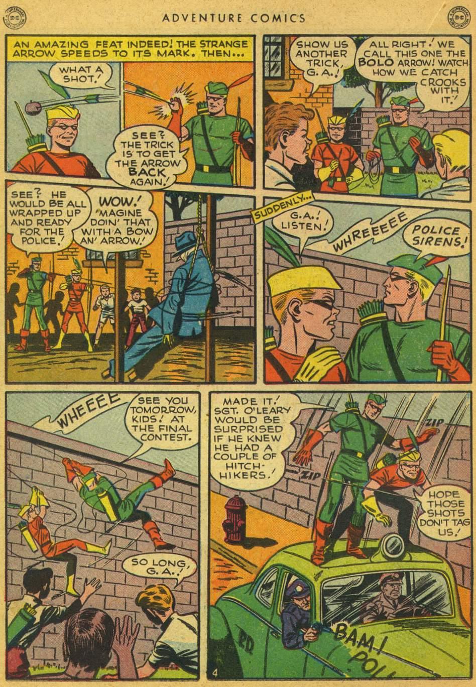 Read online Adventure Comics (1938) comic -  Issue #128 - 17